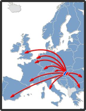 Otthon vagyunk Európában